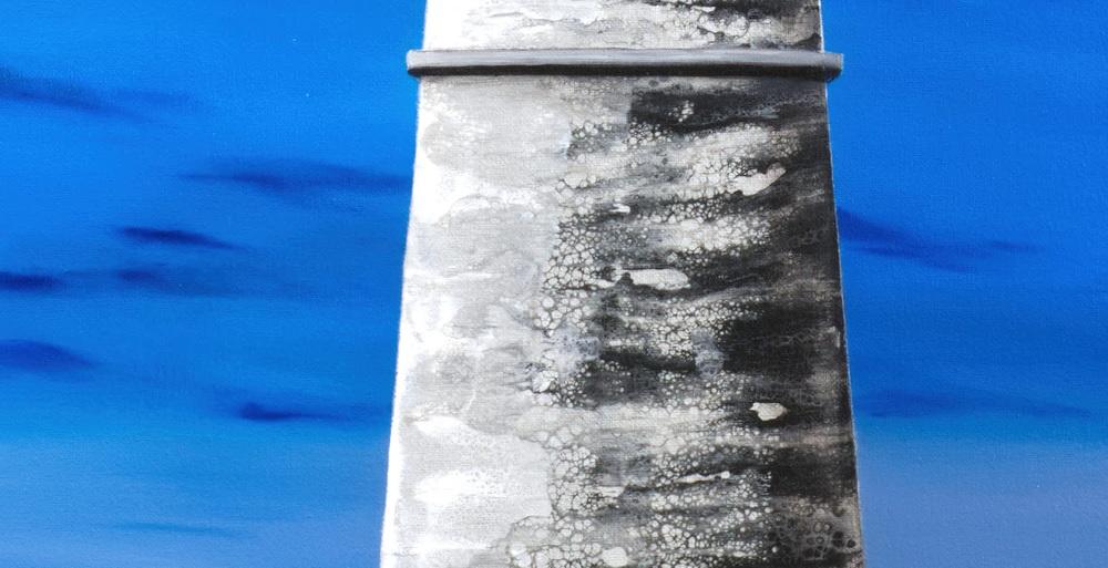 Evening Lighthouse Detail B
