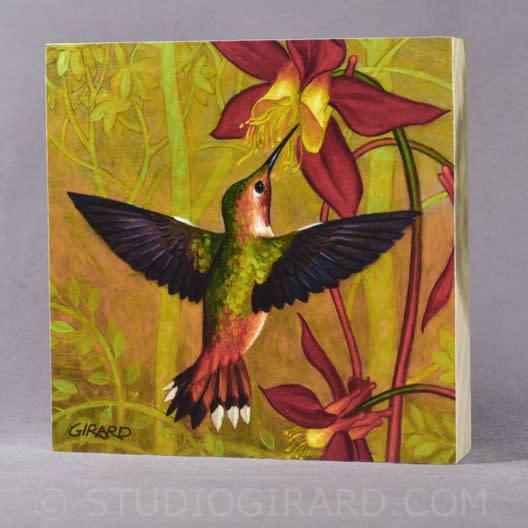 Studio Girard Hummingbird 1 35 x35 #2