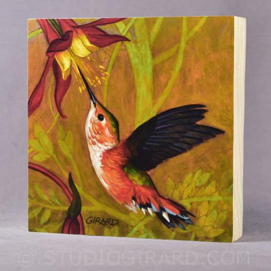 Studio Girard Hummingbird 2 35 x35 #2