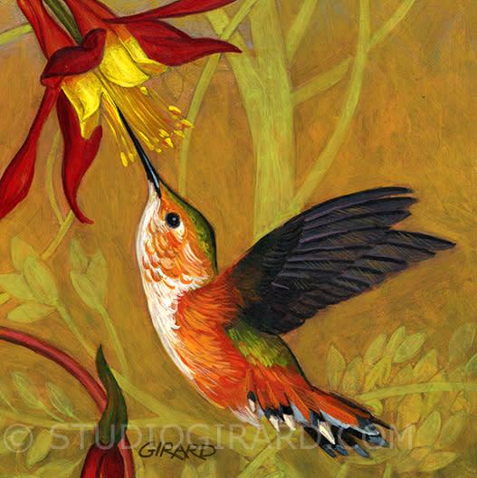 Studio Girard Hummingbird 2 35 x35