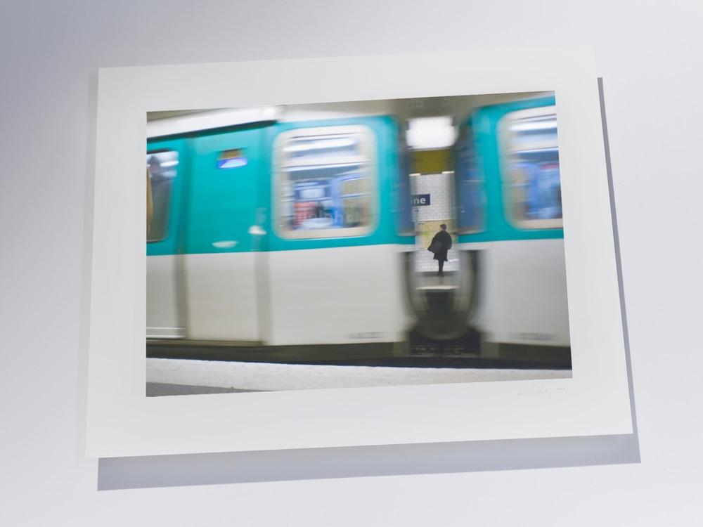 Metro print