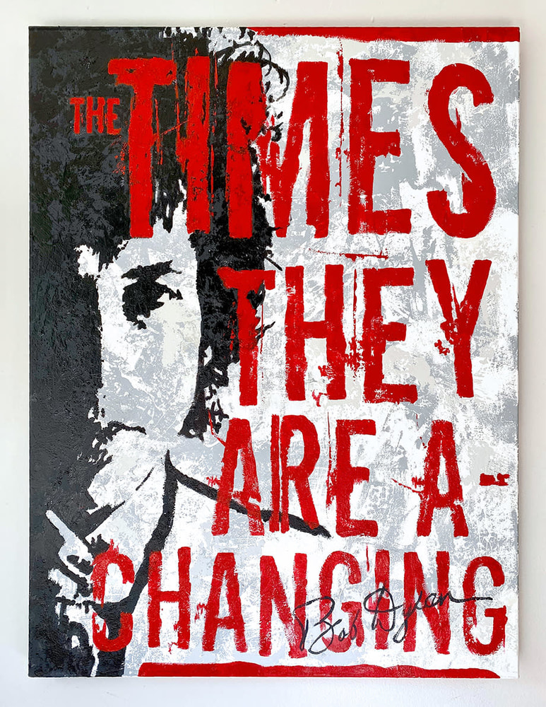 DYLAN-Times They Are A-Changing...""