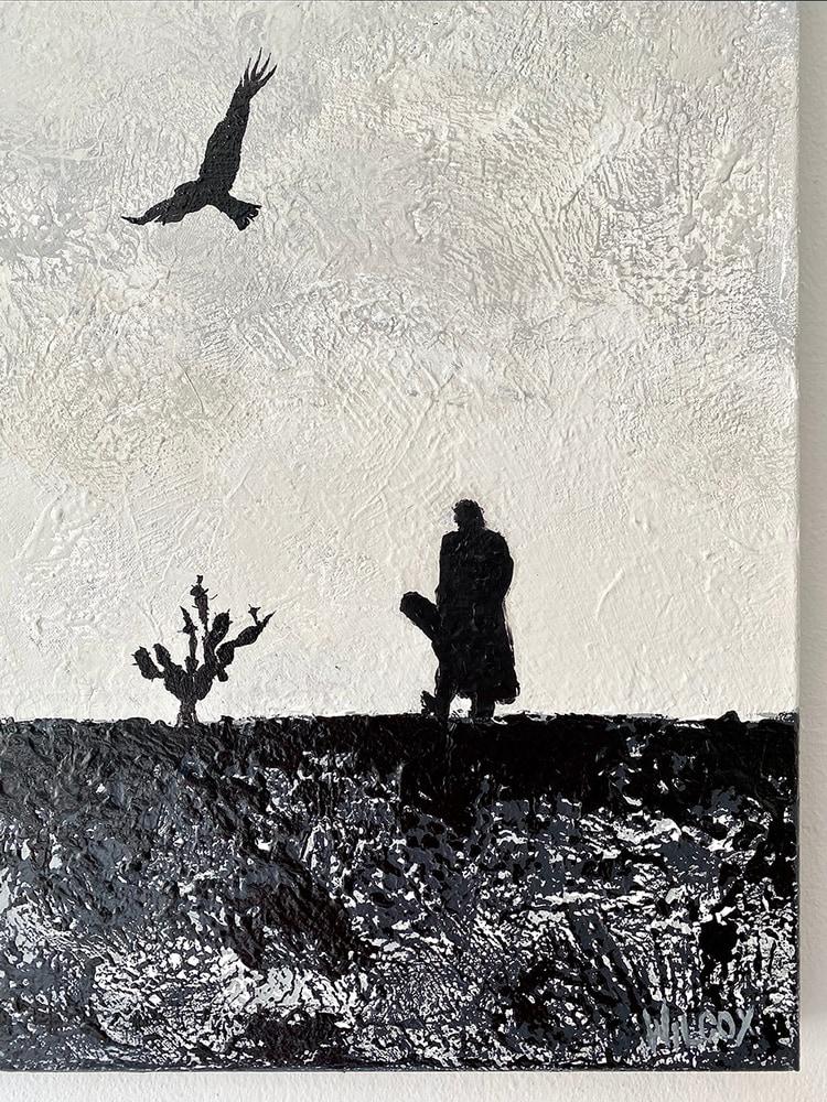 Lost... Johnny Cash Detail 2