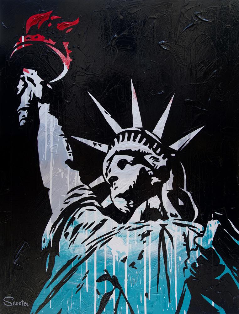 Liberty smaller
