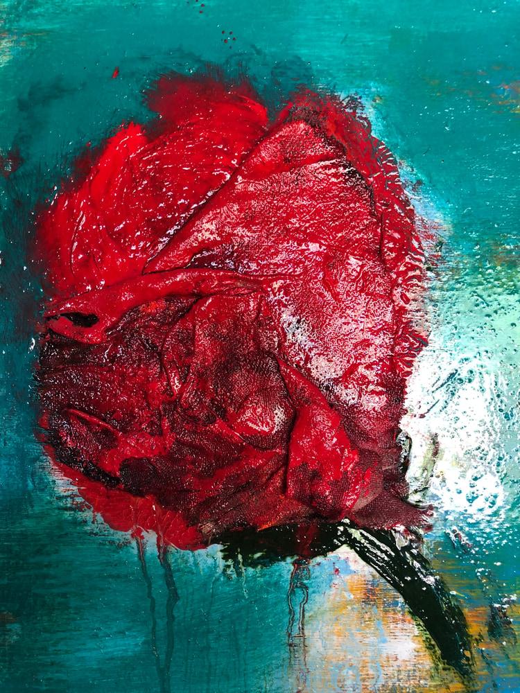 rose 12x9