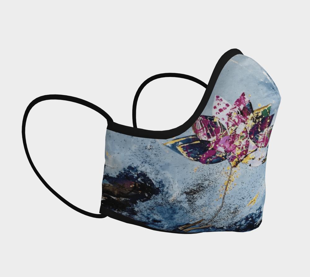 kintsugi lotus face mask 3