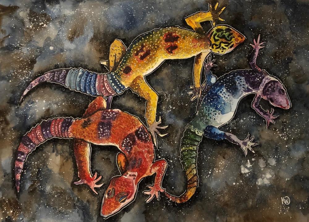 ThreeGeckos