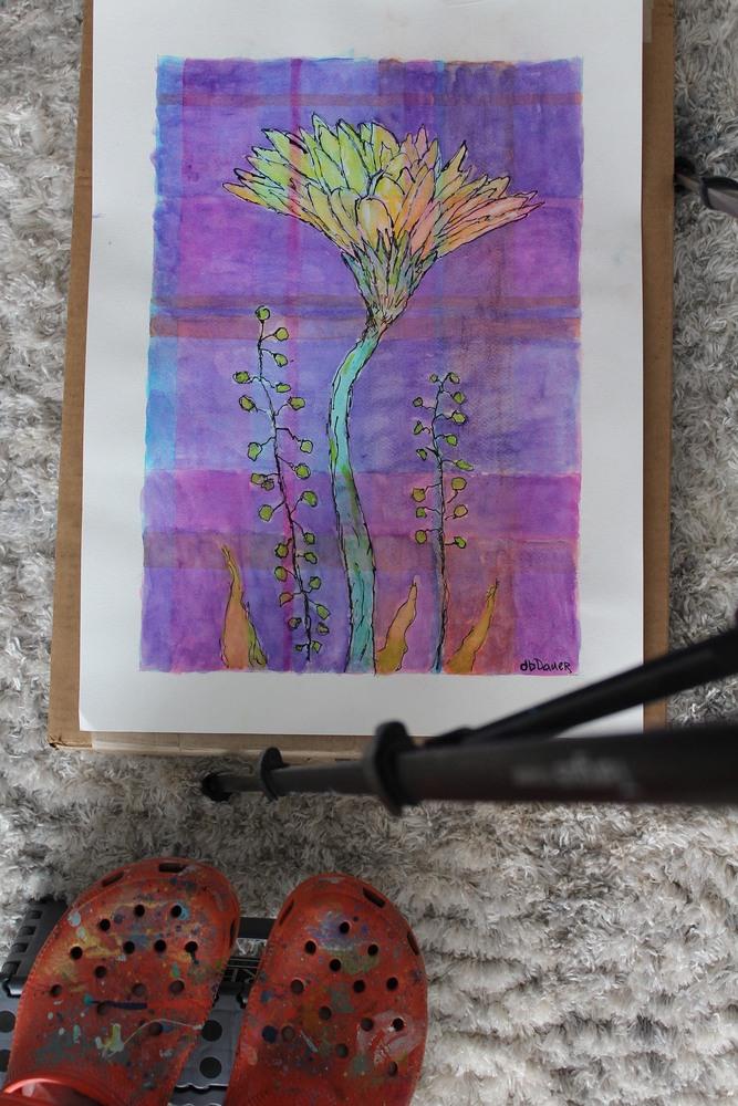 Purple Sky 24x18 PrintView Lr IMG 9391