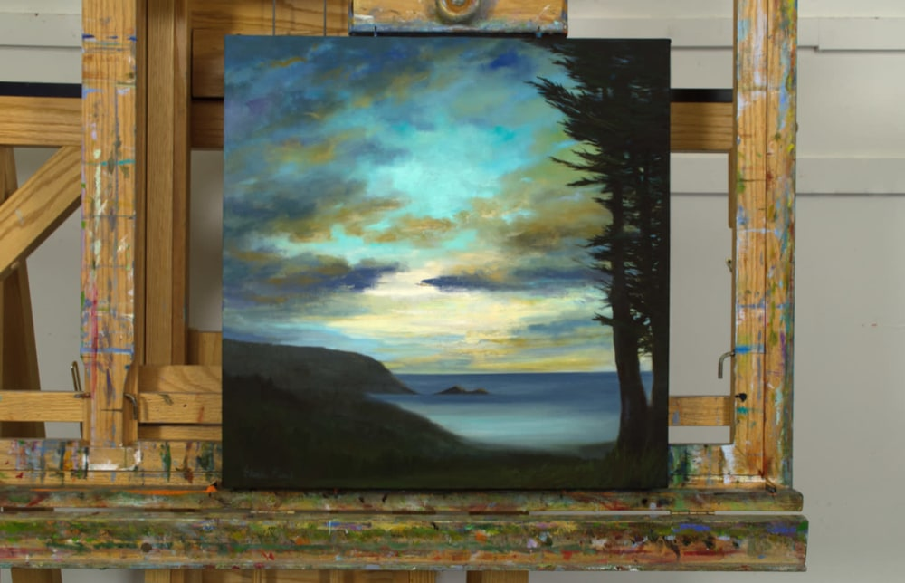 4604 easel view