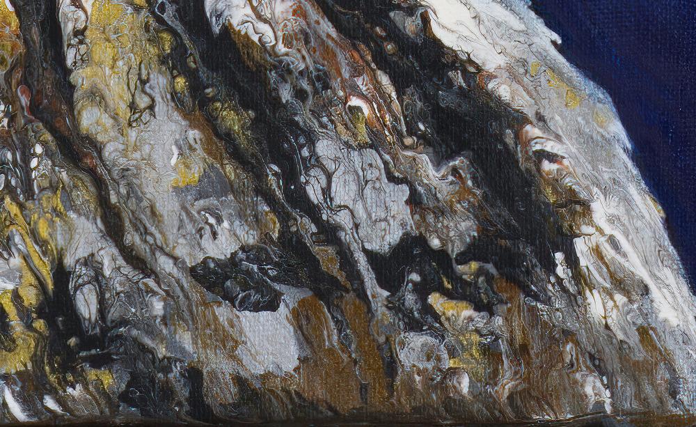 Owl Detail 2