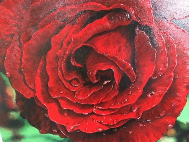 Red Rose Embellishing1
