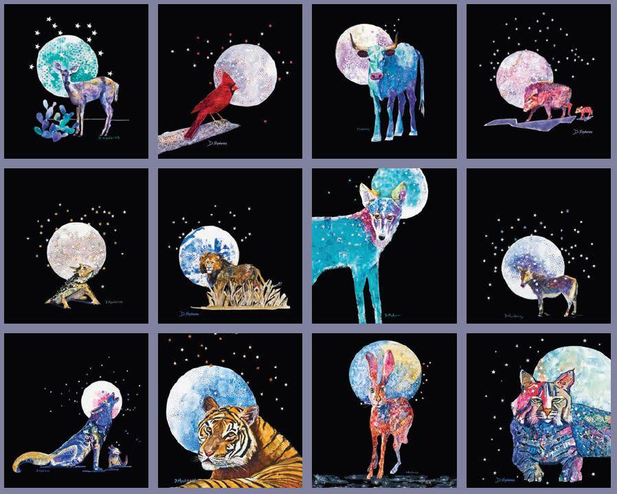 12 spirit animals