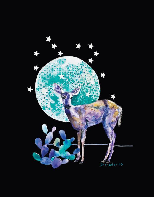 deer prudence calendar