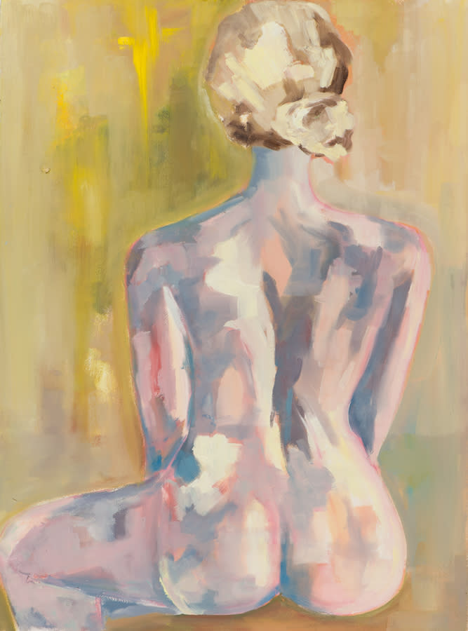 Nude 3 22x30 SOLD