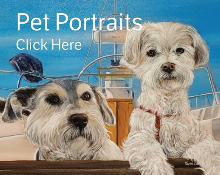 Pet Portraits Logo