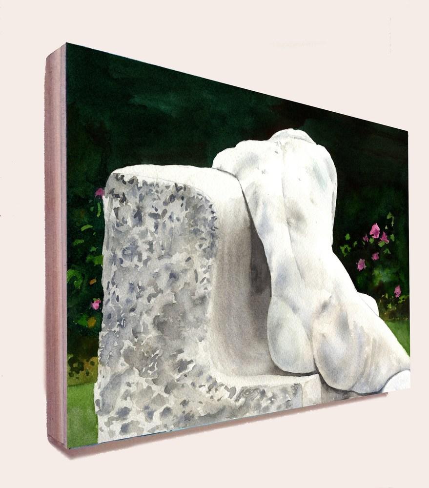 Sculpture of a Woman 1