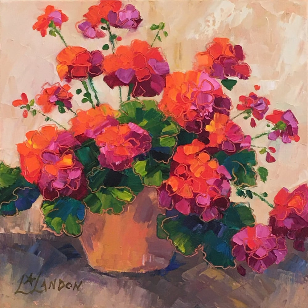 Sizzling Summer Blooms 4 ASF ORIG Wbst