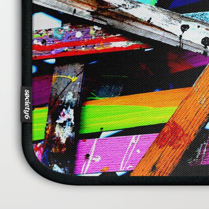 funneled creativity 2 laptop sleeve 3