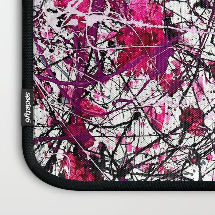 its never just bw laptop sleeve 3