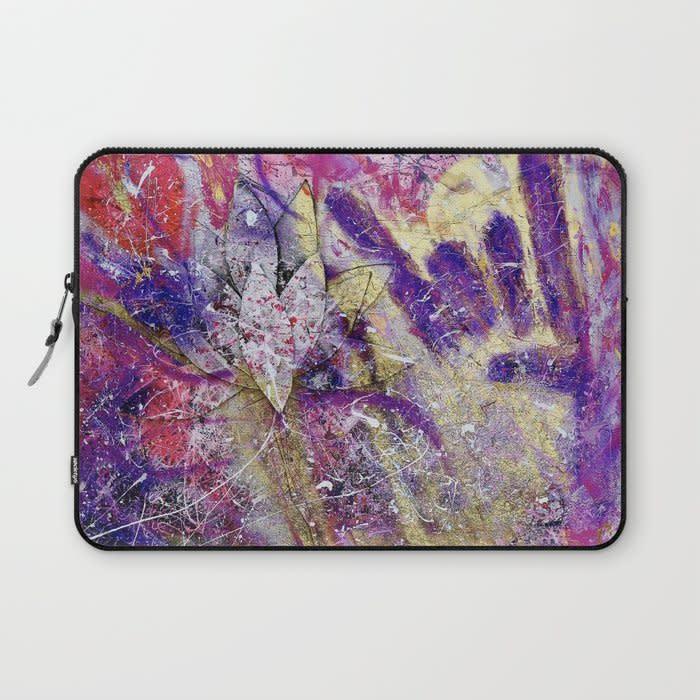 rock your lotus laptop sleeve 1