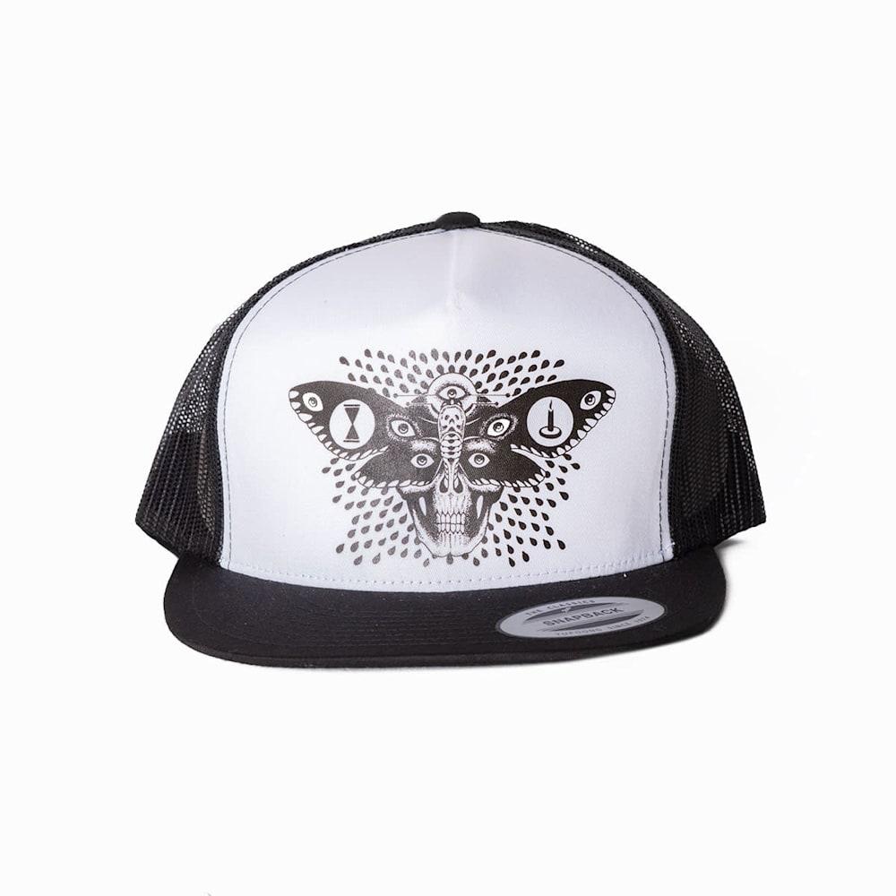 KA Death Moth Trucker Hat Front