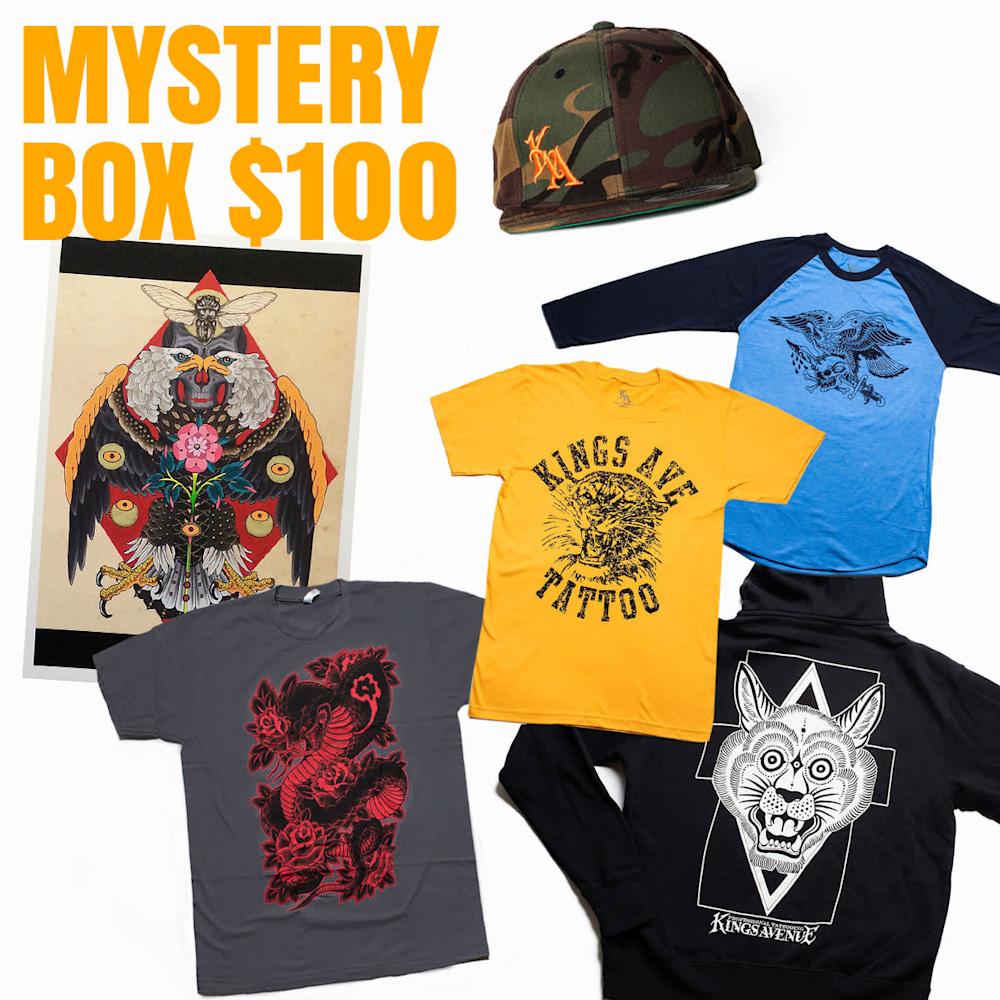 KA Merch Mystery Box 100