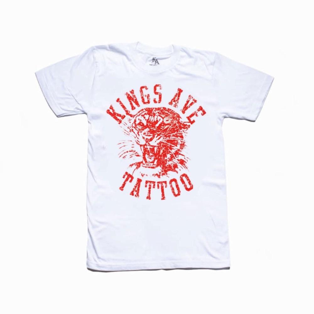 KA Tiger Tee Red