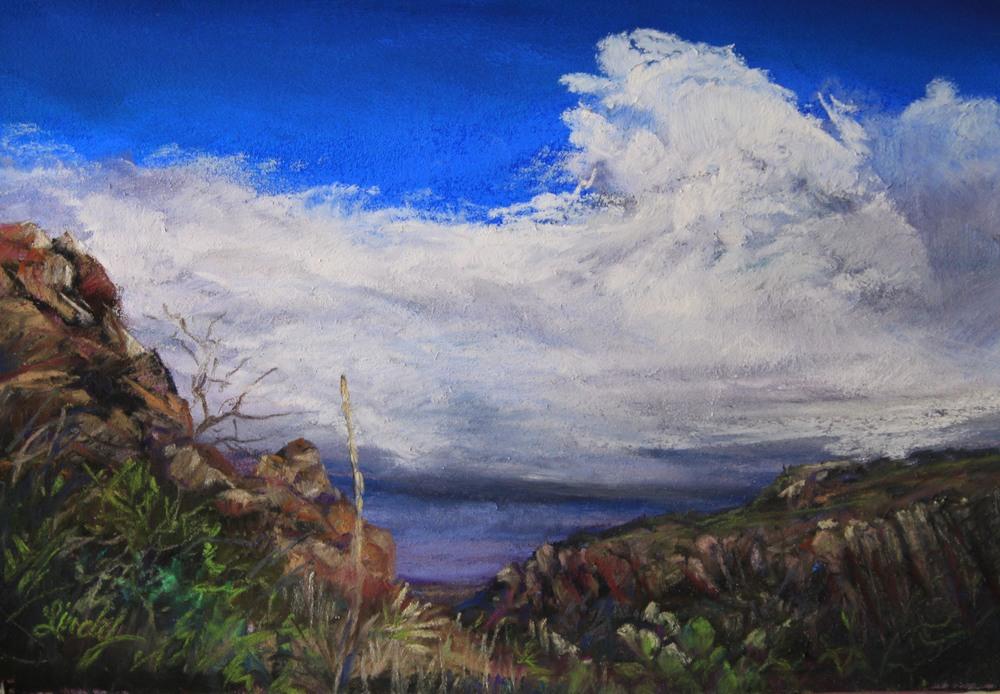 Thunderstorm Over Texas 4x6p