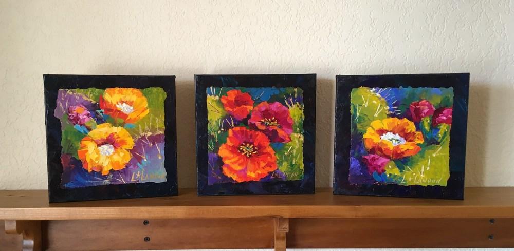 Cactus Blossoms Trio horizontal 4 ORIG ASF wbst