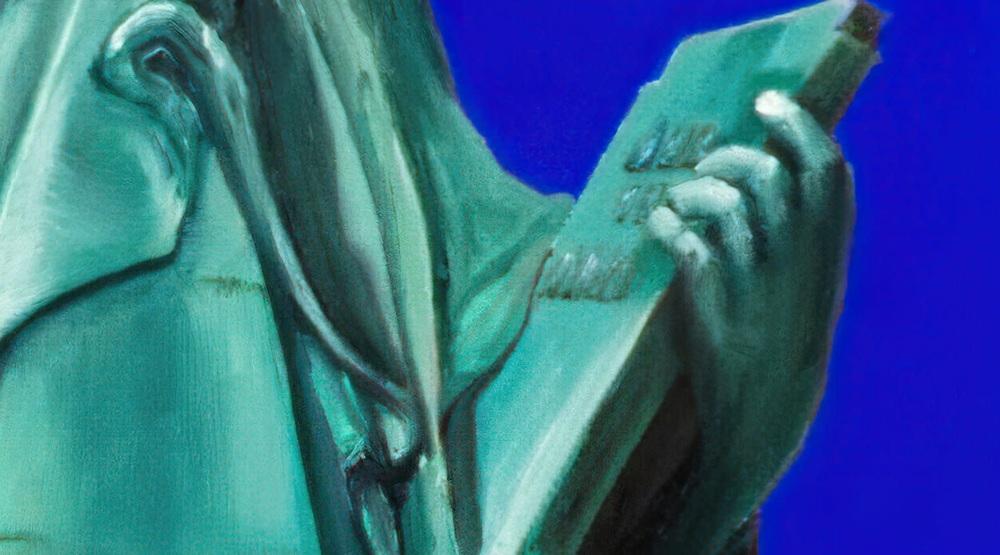 Freedom's Gaze Detail 3