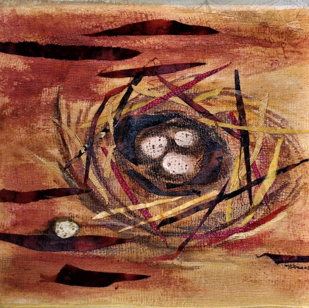 Eggs 16 x 16 R WO frame