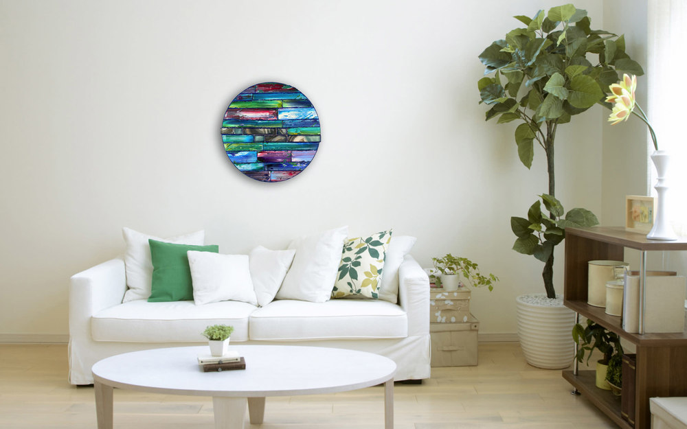 OurDreamHomeOnWall10