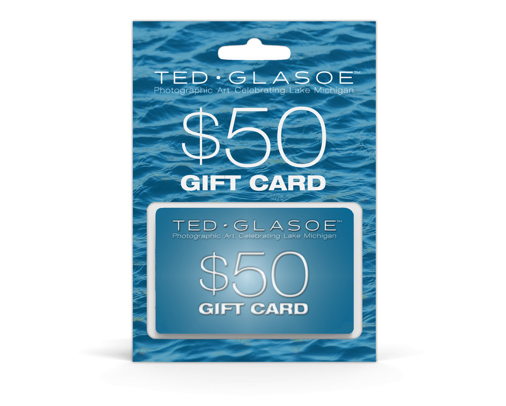 TG 50 GIFT CARD