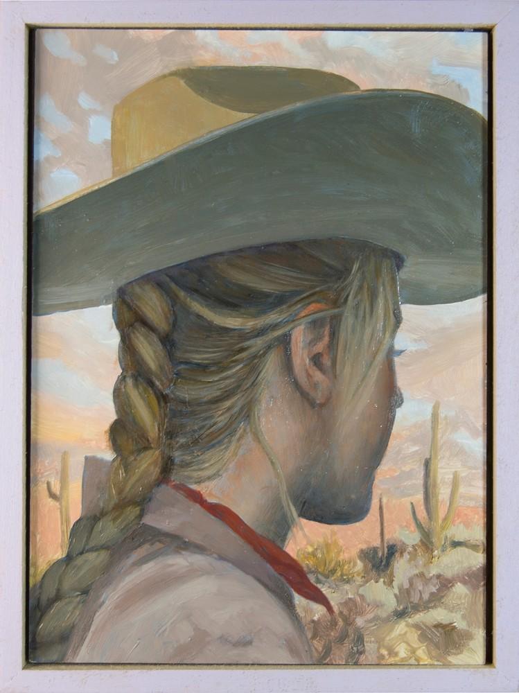 Cowgirl Braid 1f