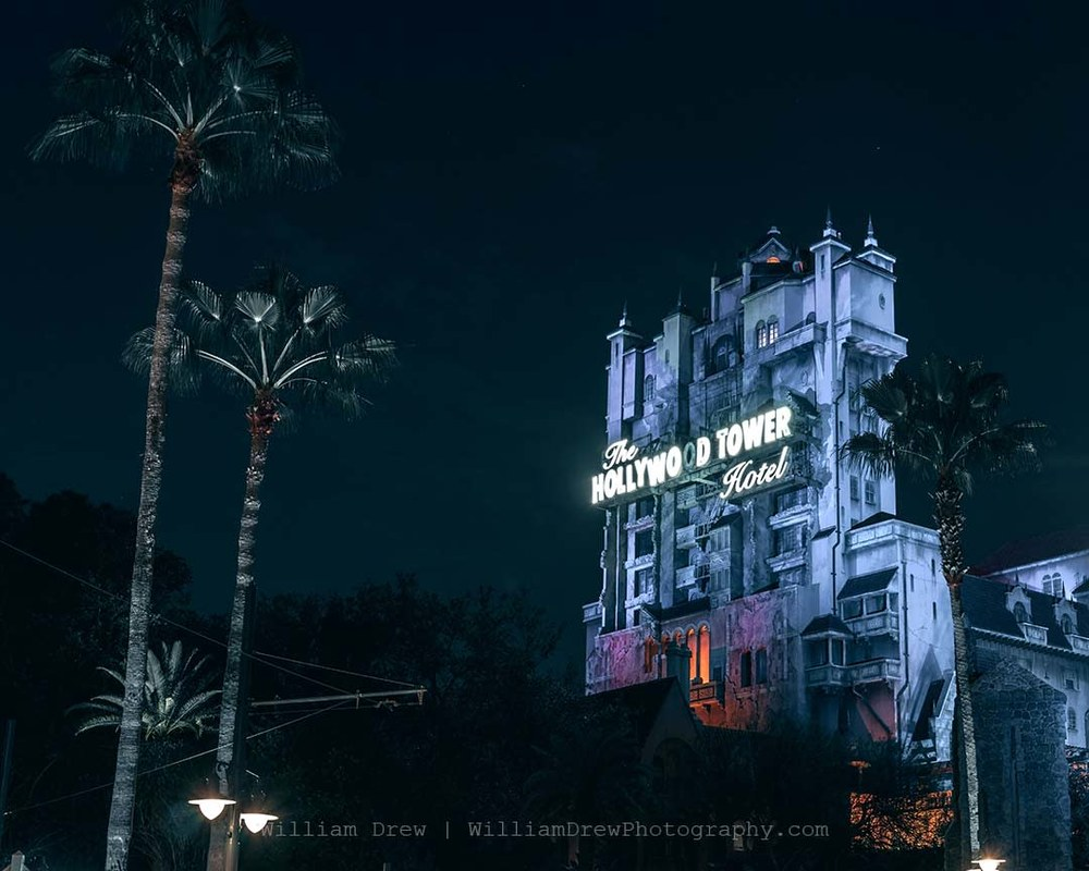 The Hollywood Tower sm