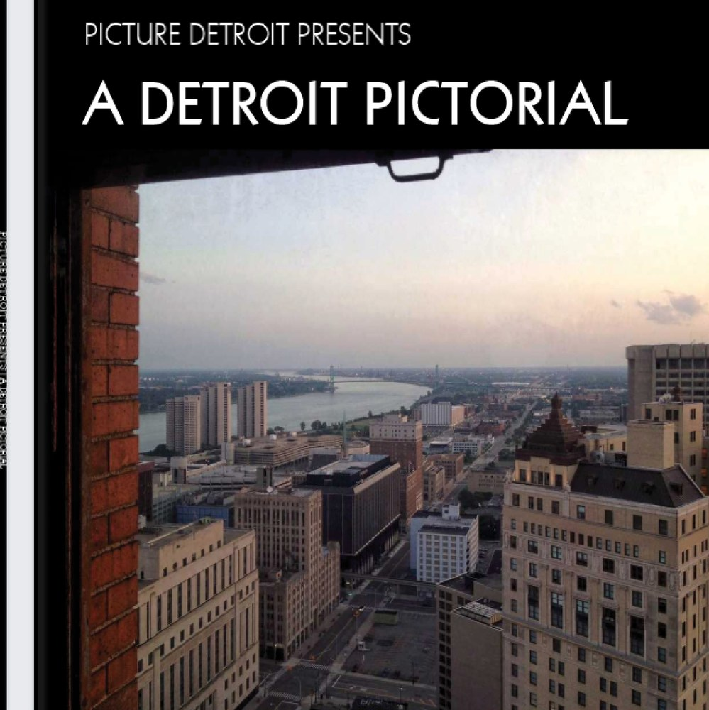 Detroit Pictorial Cover and Spine 1