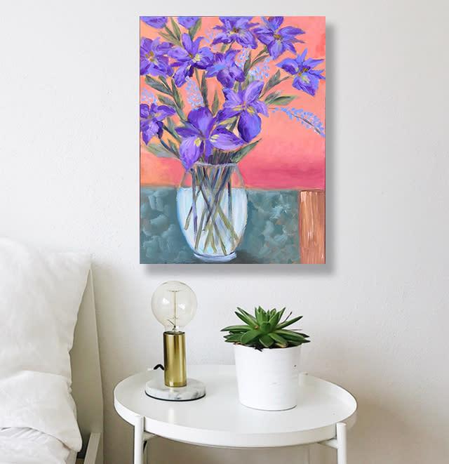 room iris Ebay