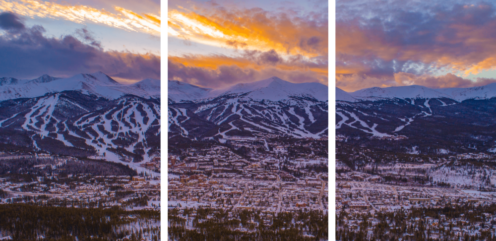 Breck sunset 3 piece SM