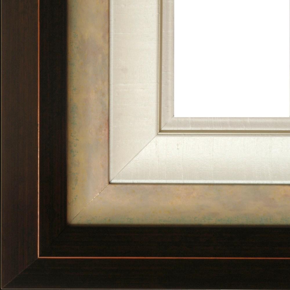 white roses   frame corner