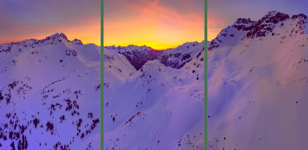 Ophir Pass Sunset SM
