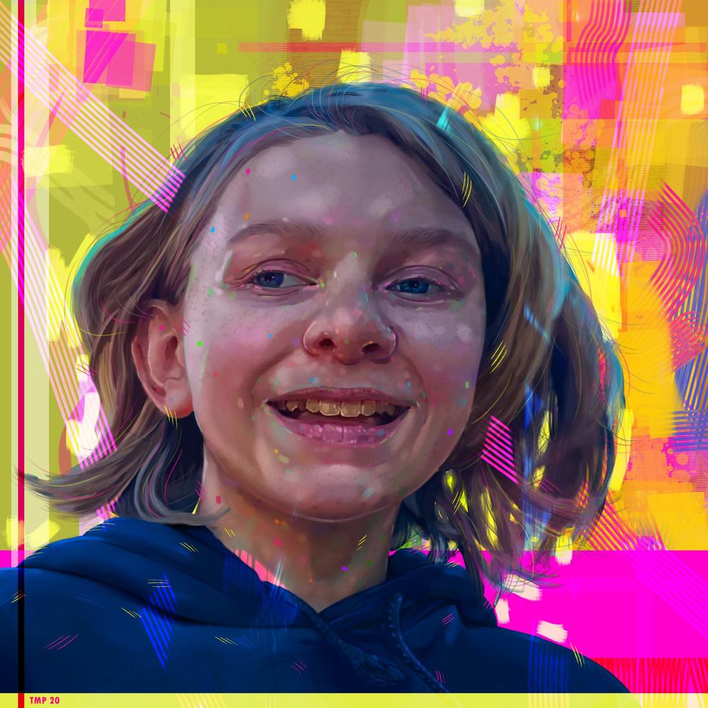 6 5 20 digital drawing commission sarah wilmes meredith portrait jpeg version