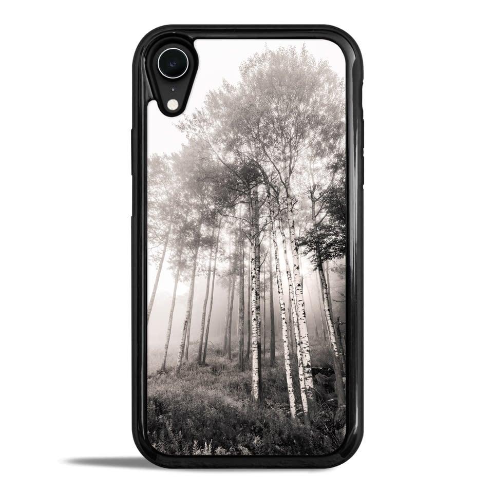 Birch tree phone case