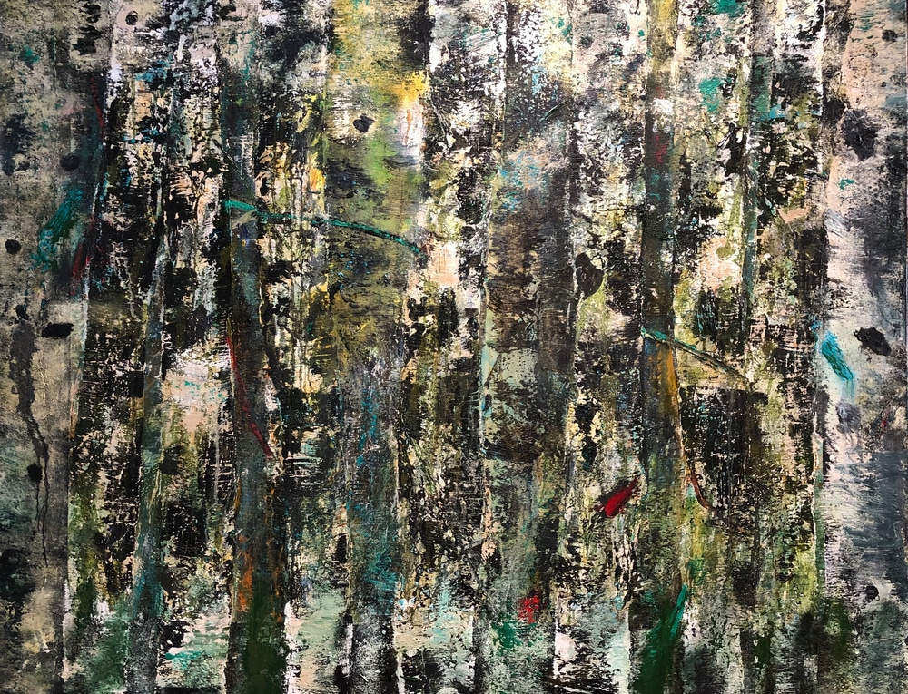 into forever 55x70
