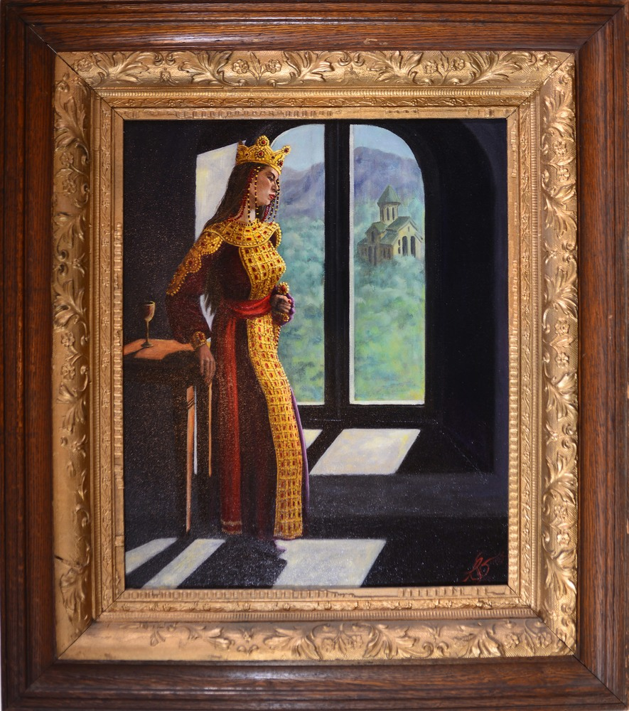Tamara King of Georgia Org