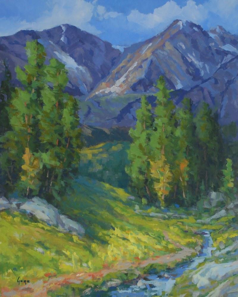 Indian Peaks Trail
