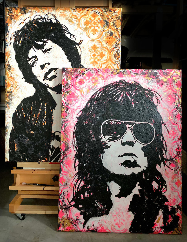 MICK and KEEF Combo