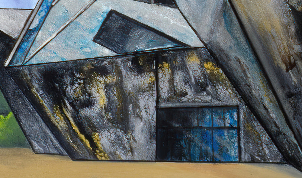 Denver Art Museum Detail1