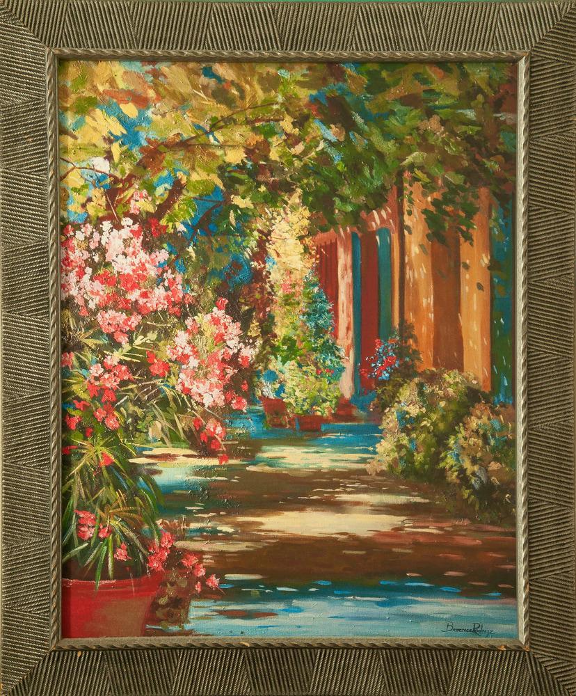 Spring,1620in framed Giclée