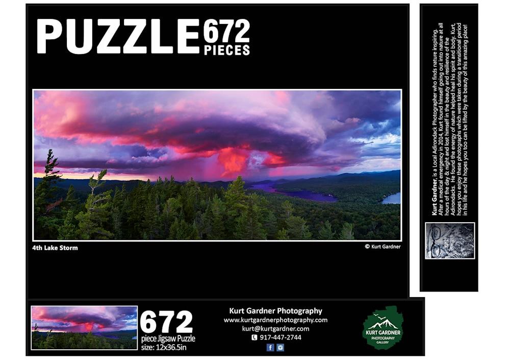 G42 4th Lake Storm 12x36