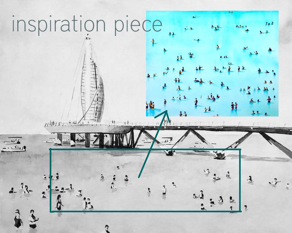 Beach people Inspiration